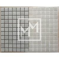 Mosaique gris 20x20 mm