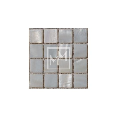 Mosaique véritable NACRE salle de bain